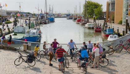 Hafen in Büsum, Schleswig-Holstein, Nordsee, Dithmarschen, Treffpunkt für Ihren Urlaub, Ferienwohnung, Buesum, Ferienwohnung in Büsum, Meer, Dithmarschen,