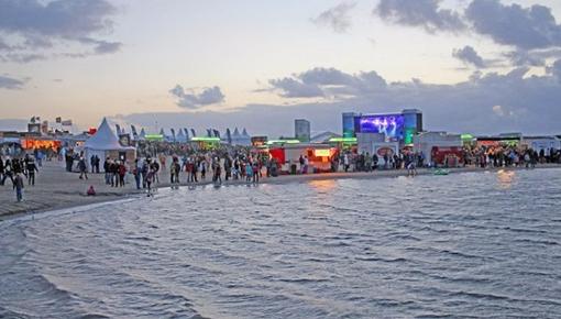 Open Air, Büsum, Buesum, Nordsee, Dithmarschen, Schleswig-Holstein, Veranstaltungen,